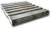 Used 4-way Pallet